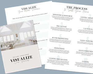 Seller Guide | Real Estate Template
