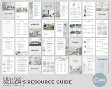 Load image into Gallery viewer, Seller Guide Set | Real Estate Template