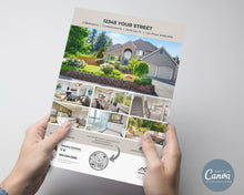 Load image into Gallery viewer, Virtual Open House Flyer | Real Estate Flyer Template
