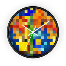 Load image into Gallery viewer, Mosaic Wall Clock