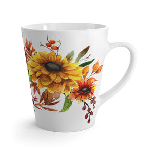 AutumNest Latte Mug 12 Ounce