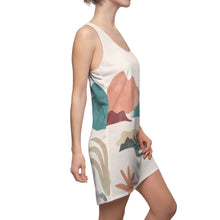 Load image into Gallery viewer, Women's Happy Place Racerback Tank Dress