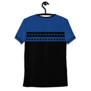 Diamond Men's Athletic T-Shirt