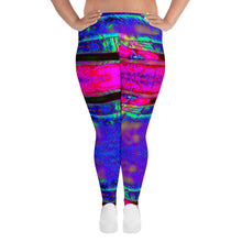 Load image into Gallery viewer, Brave Plus Size Leggings