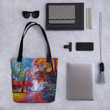 Load image into Gallery viewer, After The Rain Tote Bag Carryall Purse