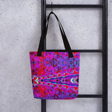 Load image into Gallery viewer, Amethyst Tote Bag 15x15