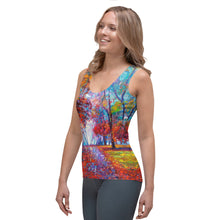 Load image into Gallery viewer, After The Rain Women's *Form Fitting* Tank Top
