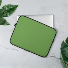 Load image into Gallery viewer, Avocado Green Laptop Sleeve