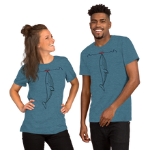 Load image into Gallery viewer, Bella Canvas 3001 Short-Sleeve Unisex T-Shirt THE MEET UP