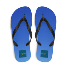 Load image into Gallery viewer, Real Sky Blue Flip-Flops