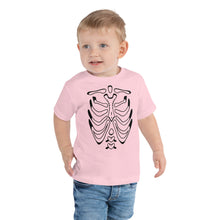 Load image into Gallery viewer, Infant Baby Toddler SKELETON Premium Tee | Bella + Canvas 3001-T Pre-Shrunk 100% Cotton Relaxed Fit
