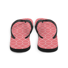 Load image into Gallery viewer, ILY Pink#2 Flip-Flops