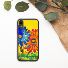 "Load image into Gallery viewer, ""The Garden"" Biodegradable iPhone Case (Decomposes In Approximately One Year)"