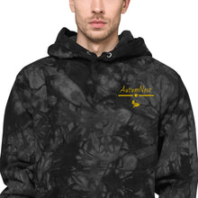 Load image into Gallery viewer, AutumNest EMBROIDERED Unisex Champion Tie-Dye Pullover Hoodie