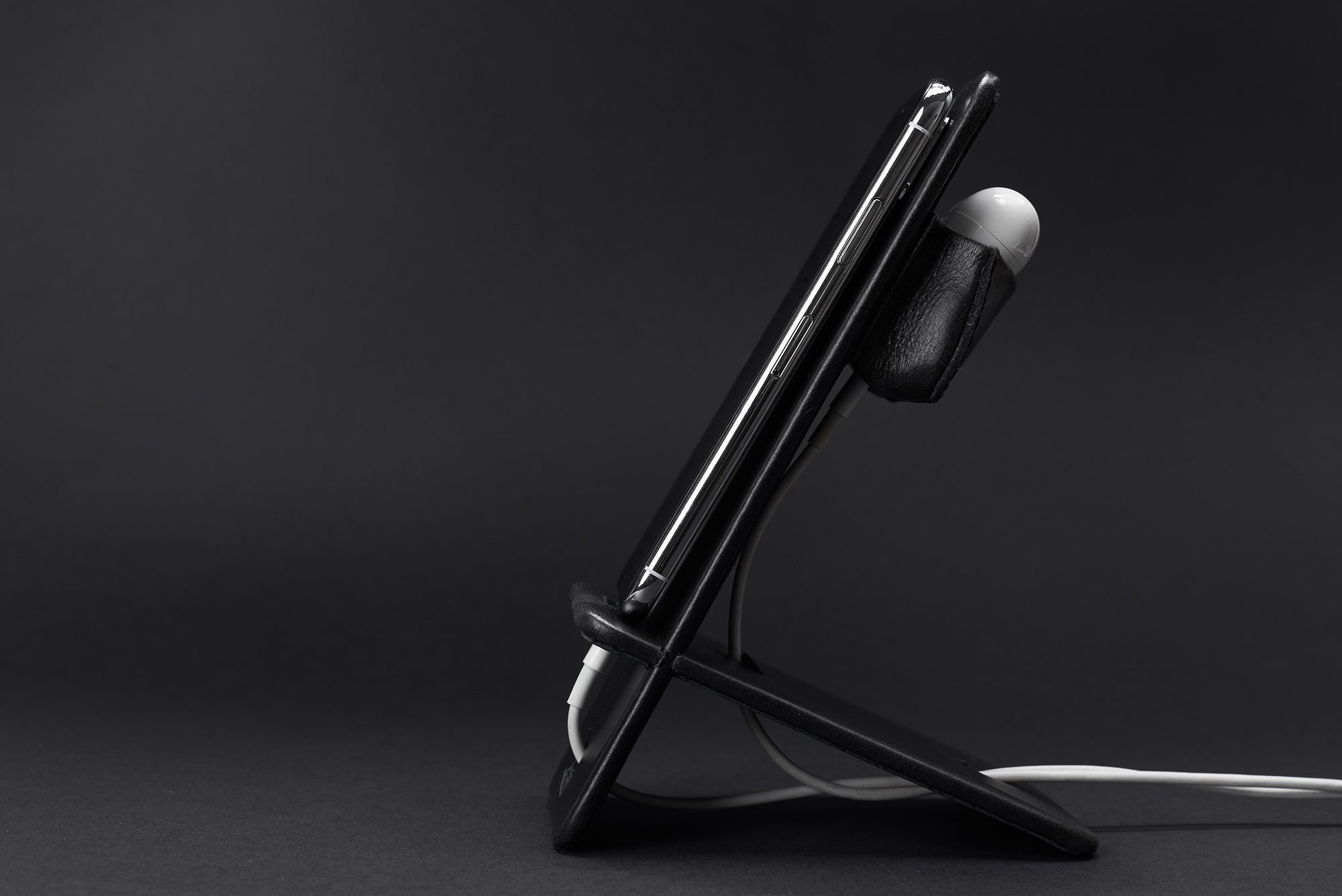 Cover. Phone Stand Holder Black by Modoun Home Decor