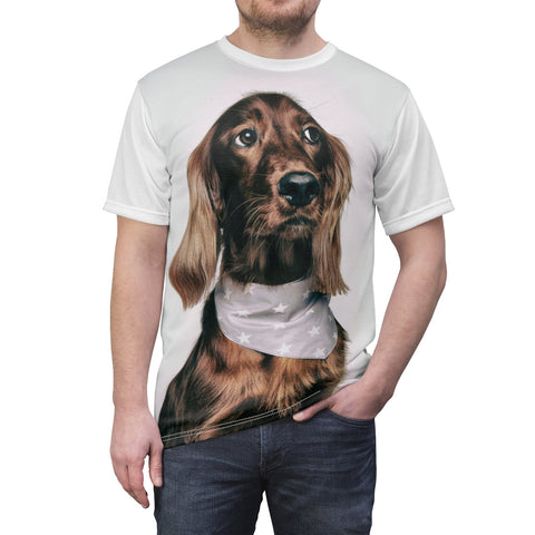 pet lover t shirt with jeans