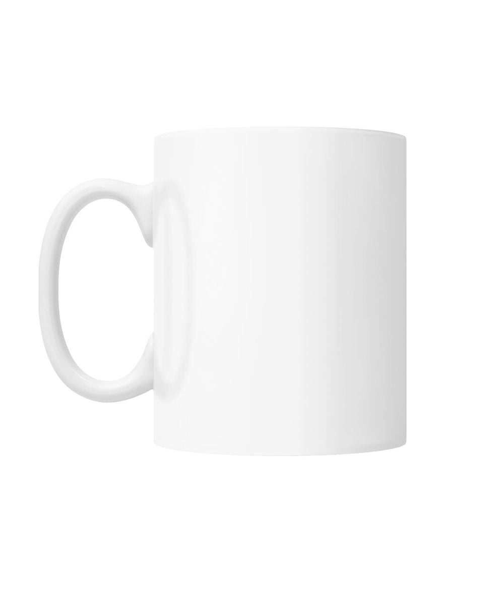 I Love My Shetland Sheepdog and Coffee White Coffee Mug