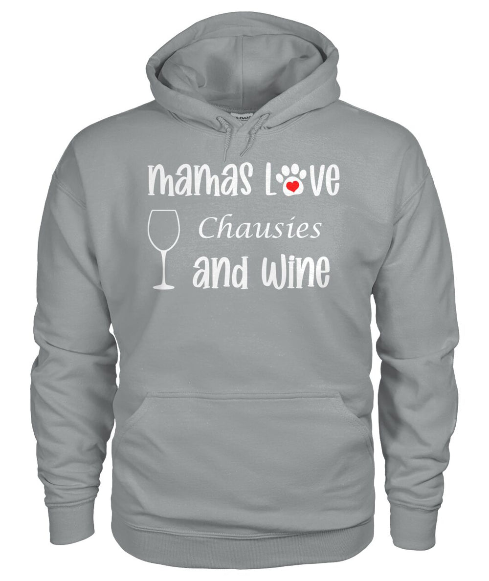 Mamas Love Chausies and Wine