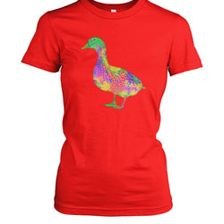 Duck Women's T-Shirt