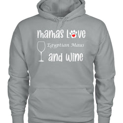 Mamas Love Egyptian Maus and Wine
