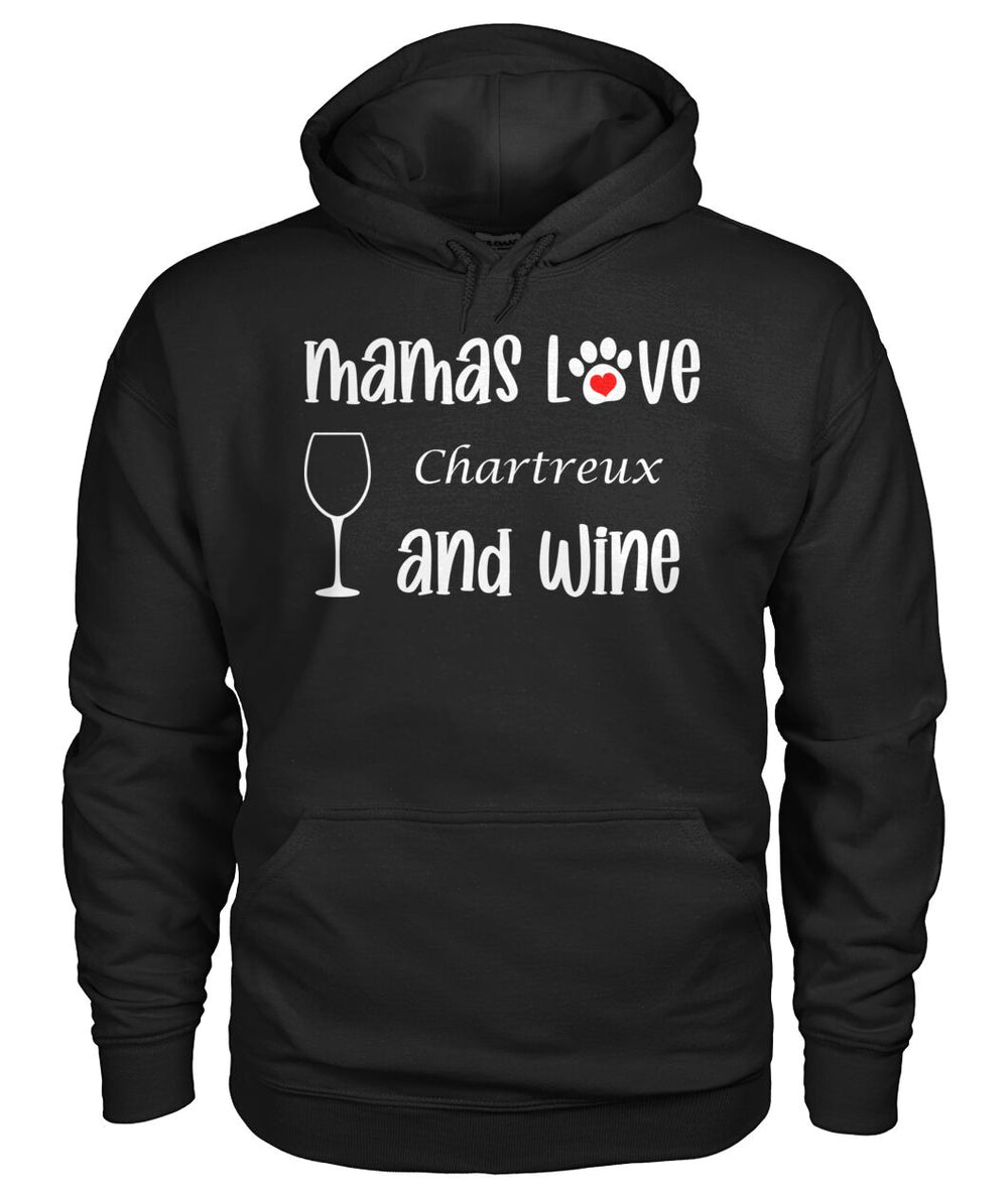 Mamas Love Chartreux and Wine