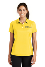 Load image into Gallery viewer, 354064 Nike Ladies Dri-FIT Pebble Texture Polo (2 Colors Available)