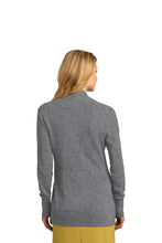 Load image into Gallery viewer, LSW289 Port Authority® Ladies Open Front Cardigan Sweater
