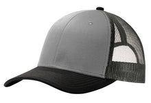 Load image into Gallery viewer, C112 Port Authority® Snapback Trucker Cap (4 Available Colors)