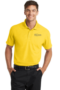 K572 Port Authority® Dry Zone® Grid Polo (2 Colors Available)