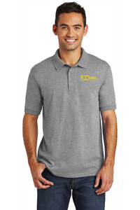 KP55 Port & Company® Core Blend Jersey Knit Unisex Polo (3 Colors Available)