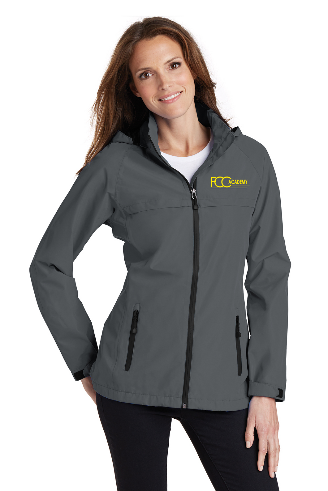L333 Port Authority® Ladies Torrent Waterproof Jacket  (2 Colors Available)