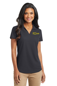 L572 Port Authority® Ladies Dry Zone® Grid Polo (2 Colors Available)