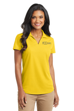 Load image into Gallery viewer, L572 Port Authority® Ladies Dry Zone® Grid Polo (2 Colors Available)