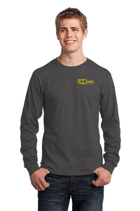 PC54LS Port & Company® - Adult Unisex Core Cotton Tee  (4 Colors Available)