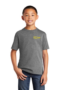 PC54Y Port & Company® - Youth Core Cotton Tee  (4 Colors Available)