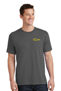 PC54 Port & Company® - Adult Unisex Core Cotton Tee  (4 Colors Available)