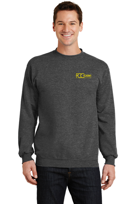 PC78 Port & Company® - Core Fleece Crewneck Sweatshirt  (3 Colors Available)