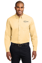 Load image into Gallery viewer, S608 Port Authority® Long Sleeve Easy Care Shirt (2 Colors Available)