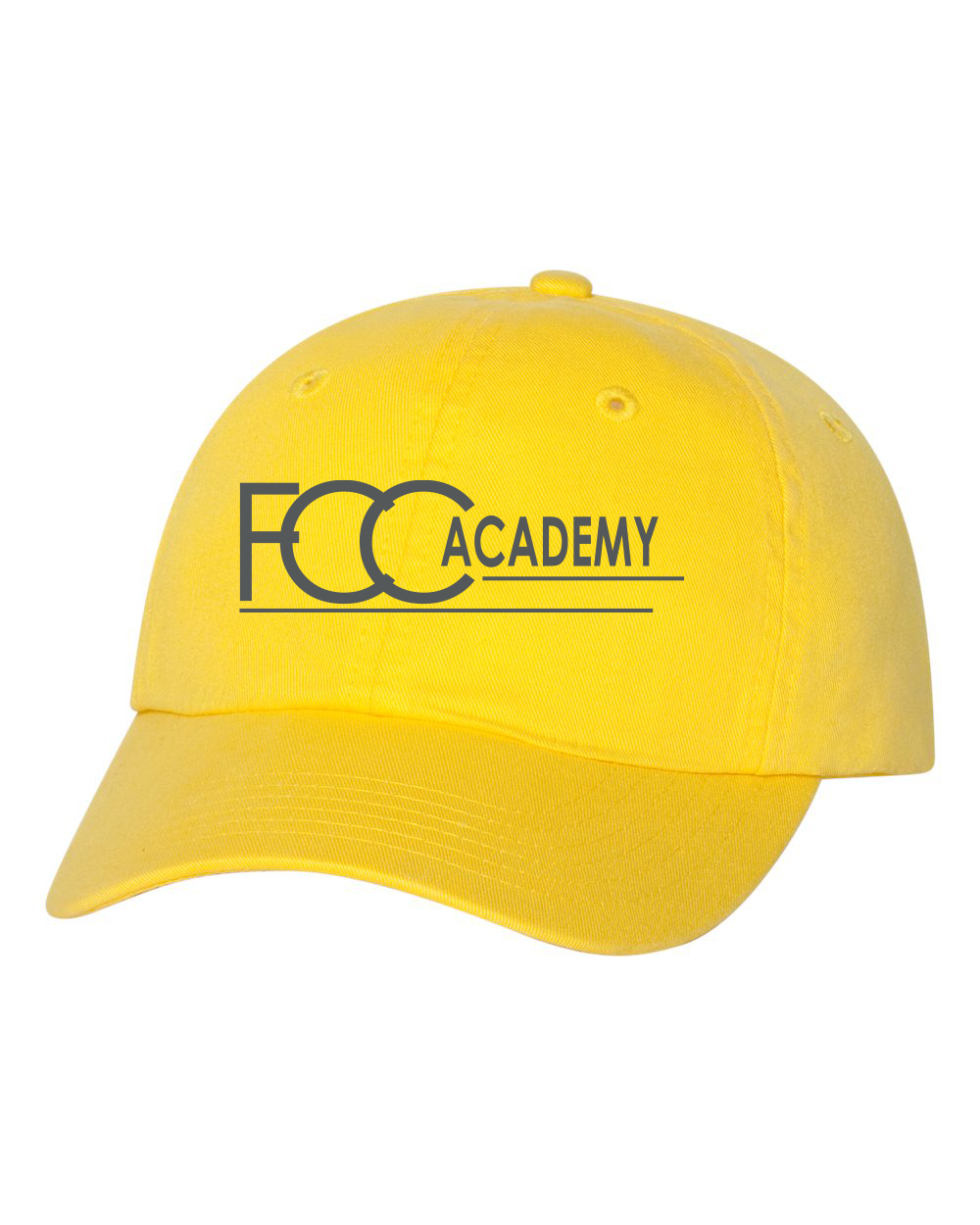 VC300A Valucap - Adult Bio-Washed Classic Dad's Cap (2 Available Colors)