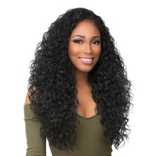 Load image into Gallery viewer, Synthetic Hair Half Wig Instant Weave Boutique Bundles Deep