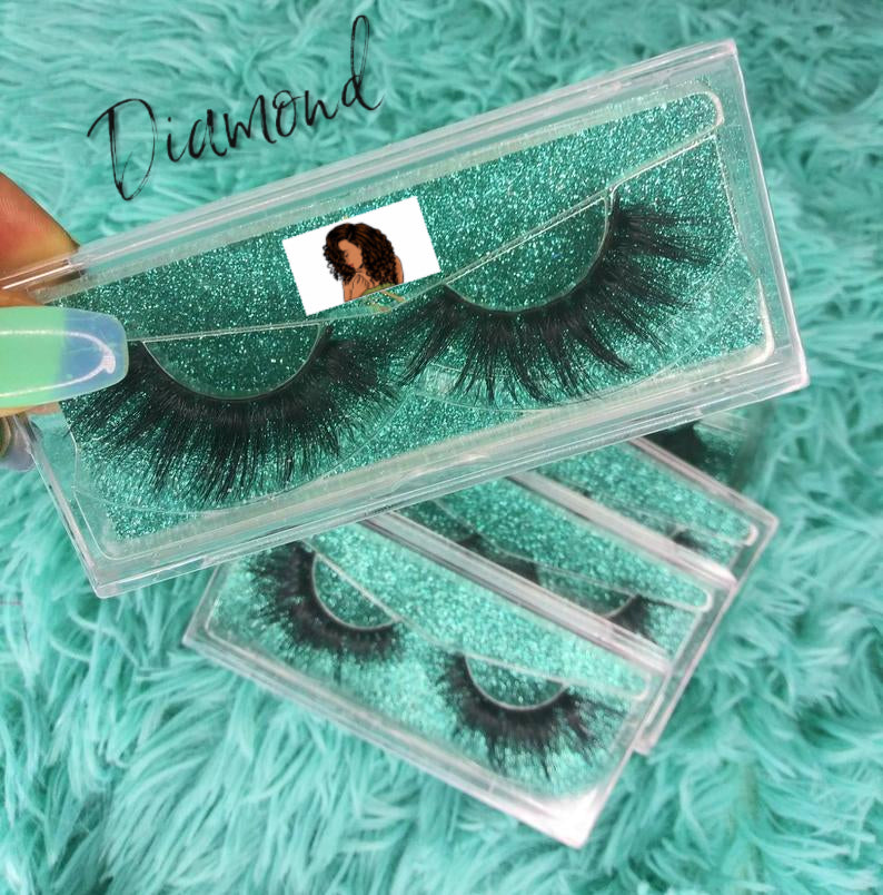Diamond Mink Lashes