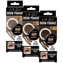 Load image into Gallery viewer, L.A. Girl Brow Pomade