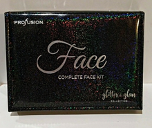 Load image into Gallery viewer, Ultimate Face Glitter & Glow Collection Kit