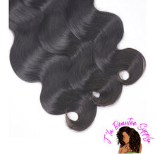 "Load image into Gallery viewer, Peruvian Body Wave 4  20"" Bundle Deal"