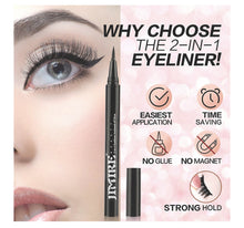 Load image into Gallery viewer, Magic Eyeliner Pen for False Lashes