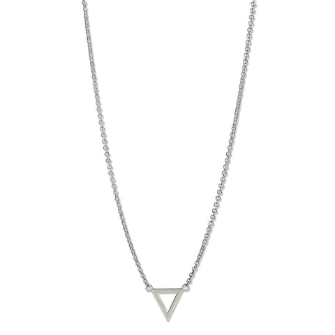 Collar Mini Triangulo