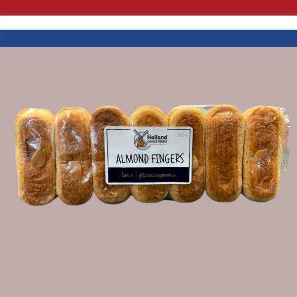 Holland Choice Foods Almond Fingers 7pc