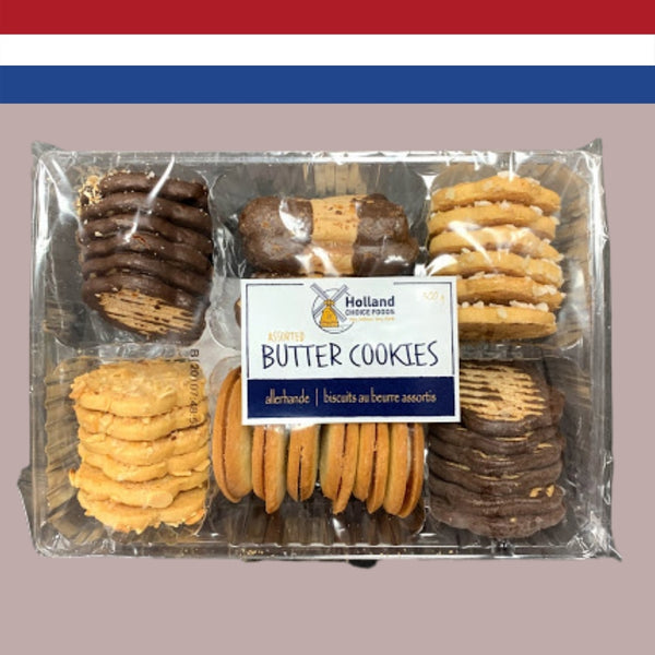 Holland Choice Foods Assorted Cookies 300g