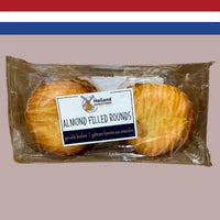 Holland Choice Foods Almond Filled Rounds 6pcs