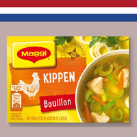 Maggi Broth Cubes Chicken (8 Cubes)